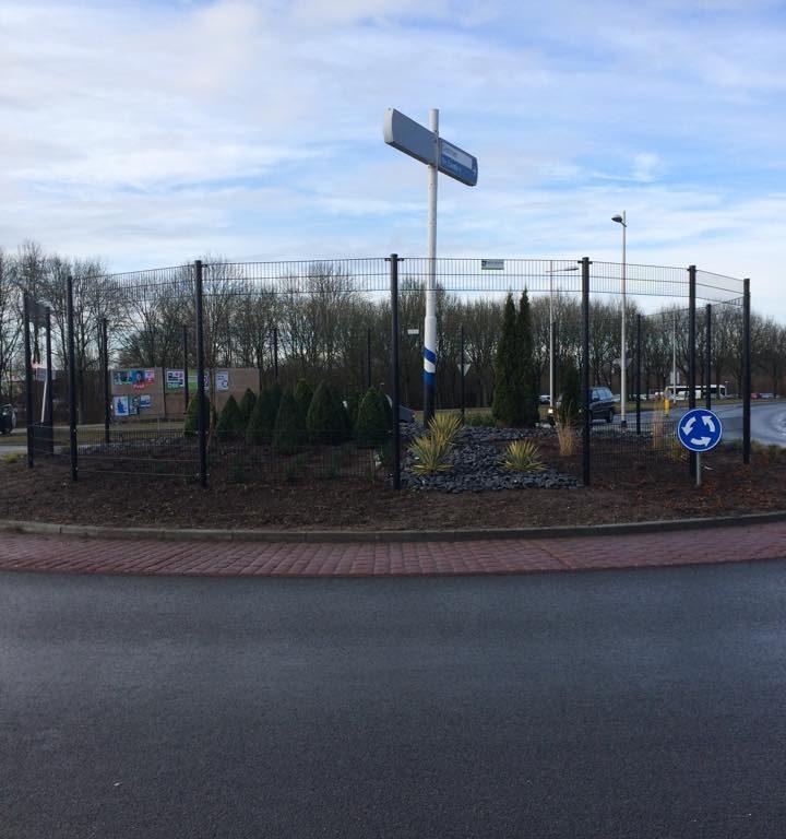 Dubbelstaafmat-IJsselmuiden