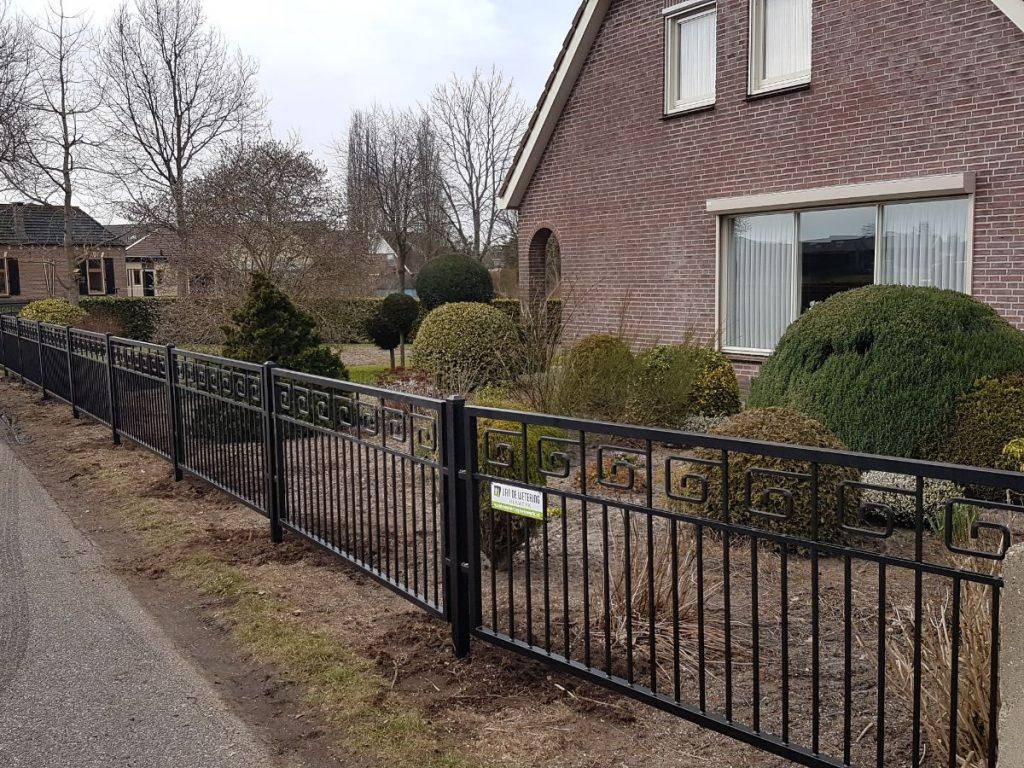 Sierhekwerk IJsselmuiden