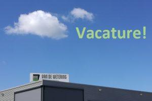 Vacature Van de Wetering Hekwerk
