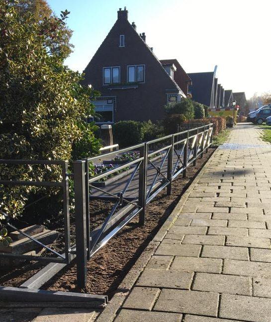 sierhekwerk Zwolle